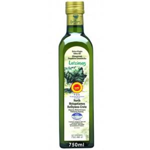 Оливковое масло Latzimas Extra Virgin, 0,25 л