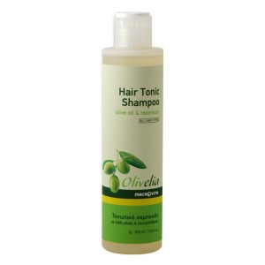 Тонизирующий шампунь для объема волос Olivelia — 200 мл