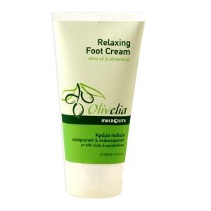 Расслабляющий крем для ног Olivelia — 150 мл