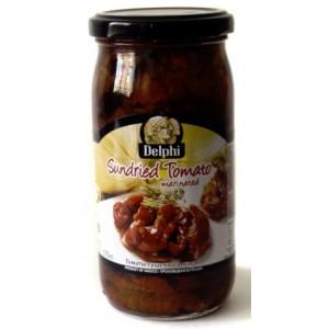 Томаты сушеные в масле — 340 гр