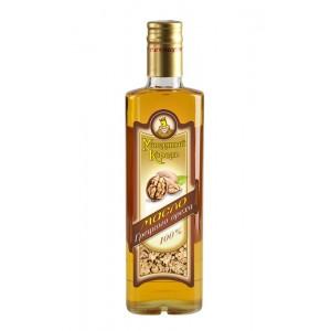 """Масло грецкого ореха, """"Масляный Король"""", 0,35 л, стекло"""