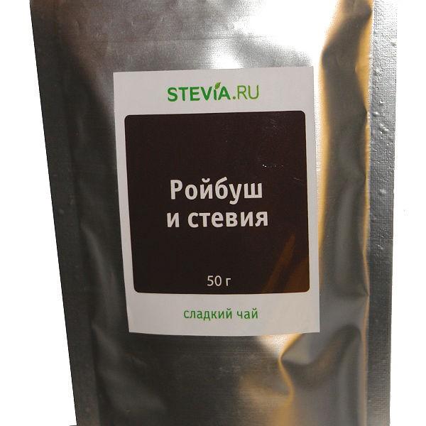 чай со стевией для похудения отзывы