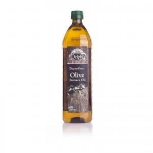 АКЦИЯ! Оливковое масло помас (для жарки), Delphi 1 л