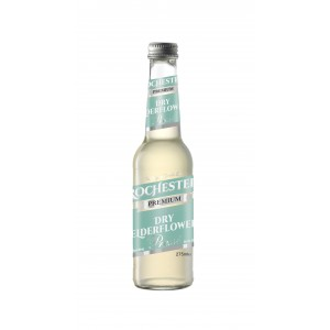 Rochester Premium Dry Elderflower Presse Напиток Рочестер Бузина - 275 мл