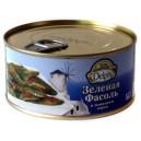 Зеленая фасоль в томатном соусе - 280 гр