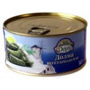 Долма вегетарианская (Виноградные листья фаршированные рисом) - 280 гр