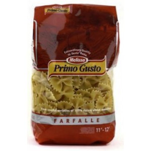 "Паста Фарфалле (бантики) ""MELISSA-Primo Gusto"" - 500 гр"