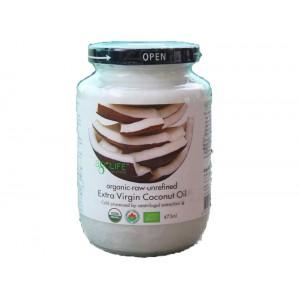 Масло кокосовое Agrilife БИО, 0,45 л, стекло