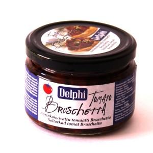 Брускета из сушеных томатов Delphi купить — 230 гр