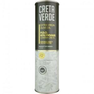 Оливковое масло Creta Verde Extra Virgin, 1 л