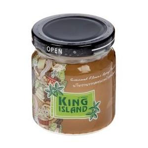 Кокосовый сахар King Island, 100 гр, стекло
