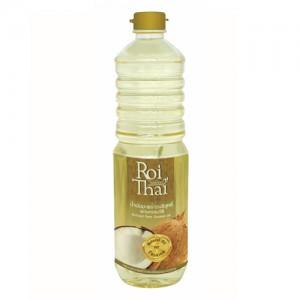 Кокосовое масло 100% рафинированное Rhoi Thai 1 л, стекло