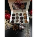 Конфеты шоколадные, натуральные, ручной работы (НиКо)