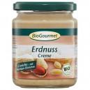 Био арахисовая паста хрустящая BioGourmet, 250 гр.