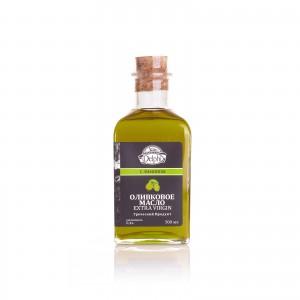 Оливковое масло Delphi Extra Virgin c лимоном, 0,5 л