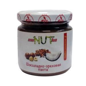 Шоколадно-ореховая паста, 230 гр.
