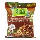 Кокосовые чипсы с кофе King Island 40 гр