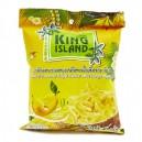 Кокосовые чипсы с шоколадом King Island 40 гр