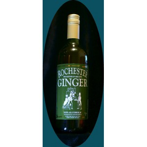 Rochester Ginger Безалкогольный Имбирный напиток  - 3x725 мл