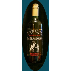 Rochester Dark Ginger Безалкогольный Имбирный напиток - 725 мл