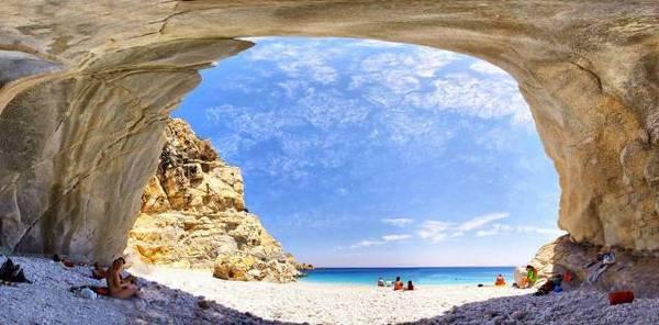 Икария - греческий остров долгожителей
